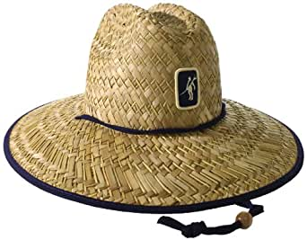 Toes On The Nose Men S Beach Hat Navy One Size At Amazon