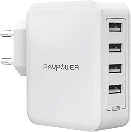 chargeur usb mural 4 ports usb