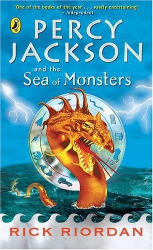Percy Jackson and the Sea of Monsters (Book 2): Amazon.es: Riordan, Rick: Libros en idiomas extranjeros