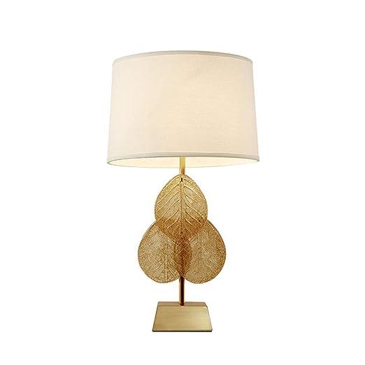 Amazon.com: Lámpara de mesita de noche, decoración de ...