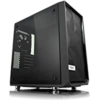 Fractal Design Meshify C Micro ATX Mid Tower Computer Case Chassis (Black)