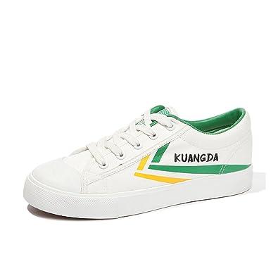 Alpargatas Zapatos de Lona para Hombre Zapatillas de Deporte Casuales Zapatos Mocasines Planos Zapatos de Cubierta