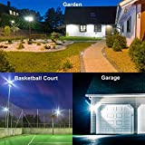 GLORIOUS-LITE 2 Pack 100W LED Flood Light