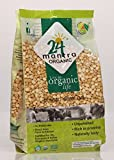 Organic Chana Dal (Chickpeas Washed Split) - 4 Lbs - 1 Pack