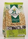 Organic Chana Dal (Chickpeas Washed Split) - 4 Lbs - 1 Pack