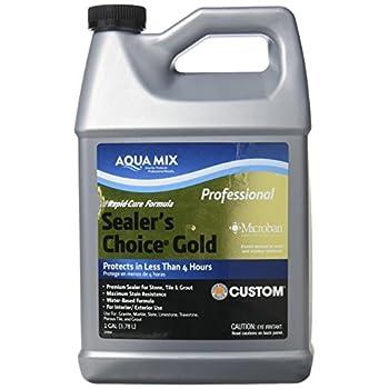 Image of Aqua Mix Sealer's Choice Gold - Gallon Home Improvements