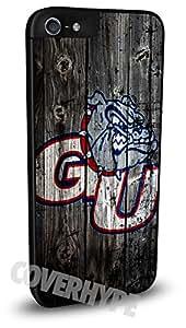 Gonzaga Bulldogs Cell Phone Hard Plastic Case for iPhone 5c