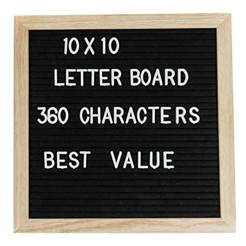 Lighted Outdoor Letter Boards - 1