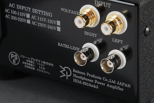 Amazon.com: bakoon productos amplificador de auriculares hda ...