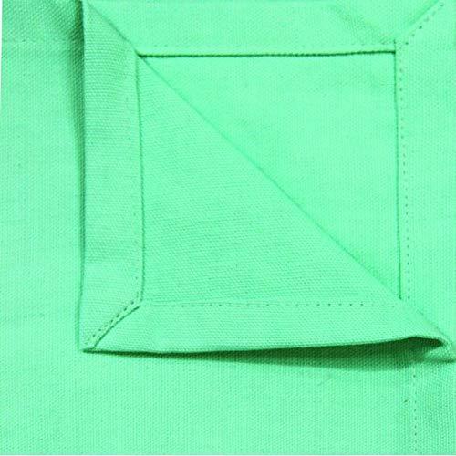 Couleur SUD /ÉTOFFE Serviette De Table New York 40x40 Taille Aqua