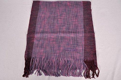 Orange Violett 160 Missoni 40 Bufanda Scialle Antisguardi Sciarpa Pink Cm Label 10 Chal X xFFqX76