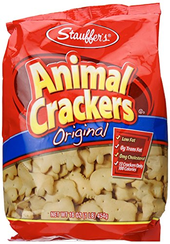 Stauffer Animal Crackers