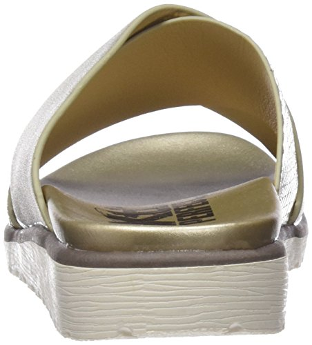Xti Sandales 47941 Or Ouvert Gold Femme Bout UBUArn6xq
