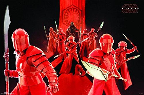 Trends International Wall Poster Star Wars Episode VIII the Last Jedi Defend