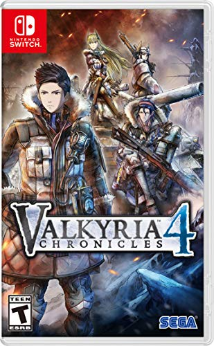 اسعار Valkyria Chronicles 4: Launch Edition - Nintendo Switch