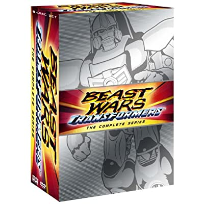 Transformers: Beast Wars - The Complete Series 15th Anniversary Edition