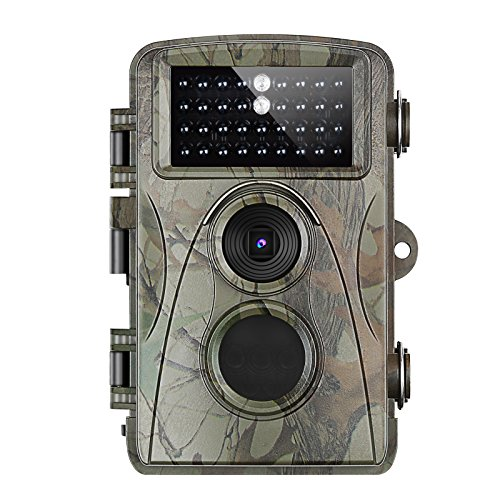 SHOOT Scouting Camera 1080P Camera Motion Sensor Video Game Trail Camera for Hunting