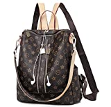 Best Backpack For Teenage Girls - Backpack Purse for Women,Yun&Luo Ladies Fashion Leather Waterproof Review