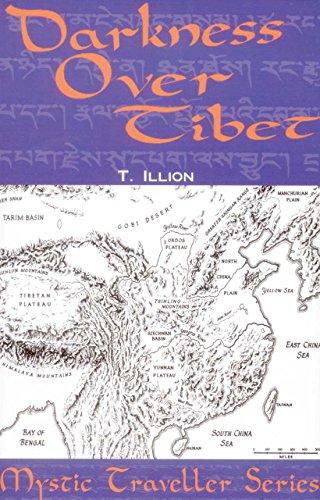 Darkness Over Tibet (Mystic Traveller Series)
