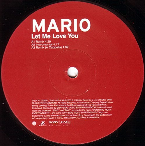 mario let me love you parole