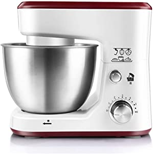 WSJTT Electric Stand Mixer Function Chef Machine Fully Automatic Small Mixer Kneading Machine Eggbeater