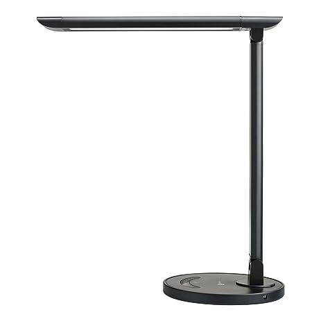 Amazon.com: TaoTronics LED Desk Lamp Eye-caring Table Lamps ...