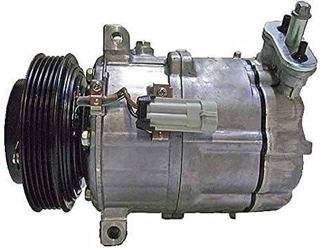 BEHR HELLA SERVICE 8FK 351 134-301 *** PREMIUM LINE *** Compresor, aire acondicionado: Amazon.es: Coche y moto