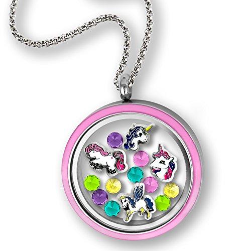 Unicorn Charm Necklace - 6
