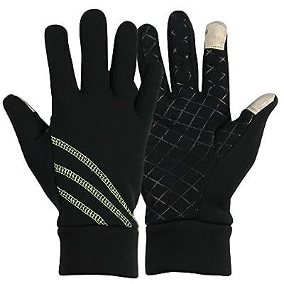 Women's Sport Fleece Running Gloves