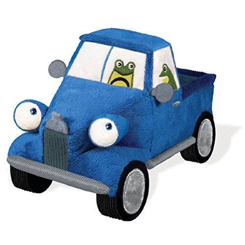 [Little Blue Truck 8.5 in Soft Toy by YOTTOY] (Old Grandma Costumes)