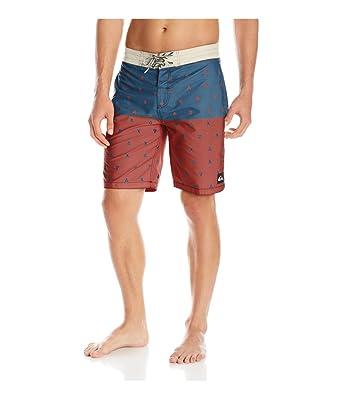 6271742eae Amazon.com: Quiksilver Mens Og Panel Swim Bottom Board Shorts: Clothing