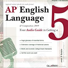 AP English Language and Composition: Your Audio Guide to Getting a Five Audiobook by Rolf Lorrin Narrated by Peter Pamela Rose