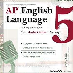 AP English Language and Composition Audiobook