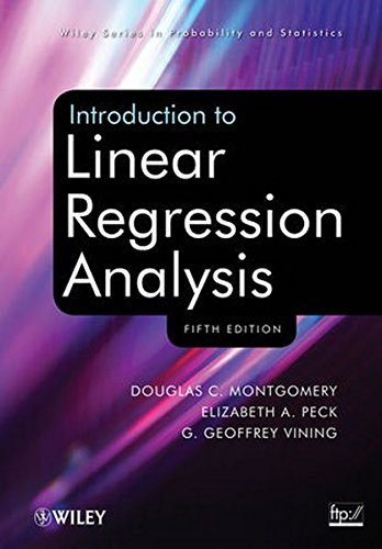 Intro.To Linear Regression Analysis