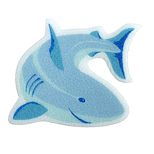 SlipX Solutions Adhesive Bath Treads: Shark Tub Tattoos Add Non-Slip Traction to Tubs, Showers &...