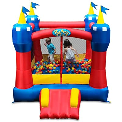 Blast Zone Magic Castle Inflatable Bouncer from Blast Zone