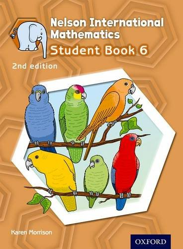 Nelson International Mathematics 2nd Edition Students Book 6 (OP PRIMARY SUPPLEMENTARY COURSES)