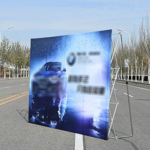 Display Backdrop Stand, 88FT Trade Show Booth Pop Up Backdrop Wall for Hotel, Shopping malls, Weddings by GDAE10 (Image #5)
