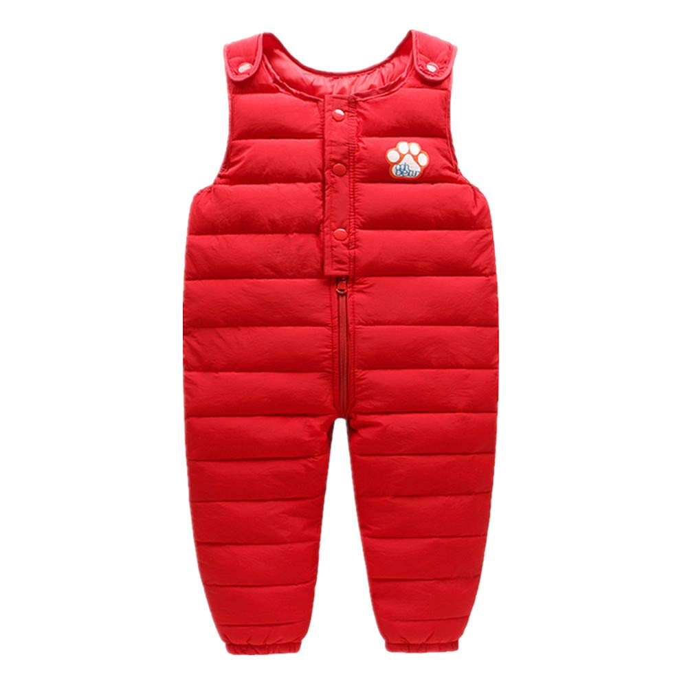 Mangka Toddler Snowsuits Baby Girls Boys Winter Snow Pants