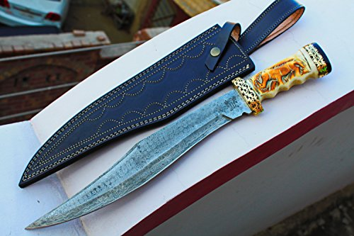 Custom Carved Blades (18.4
