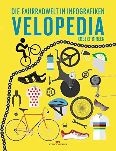 Velopedia: Die Fahrradwelt in Infografiken