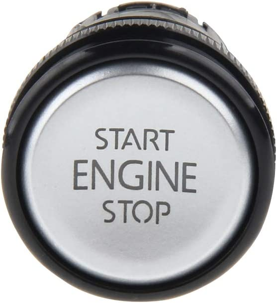 P4 style, red EASYGUARD Replacement push start stop button for ec002 series