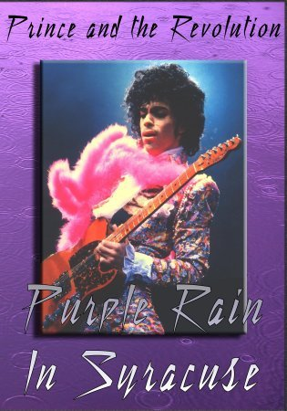 Prince - Purple Rain In Syracuse DVD (1985) (Rain Purple Dvd Movies On)