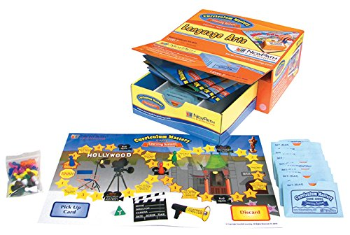 NewPath Learning Mastering Language Arts Curriculum Mastery Game, Grade 6, Class -