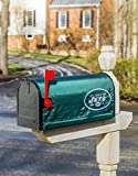 NFL New York Jets 2MBC3821New York Jets, Mailbox Cover, Green