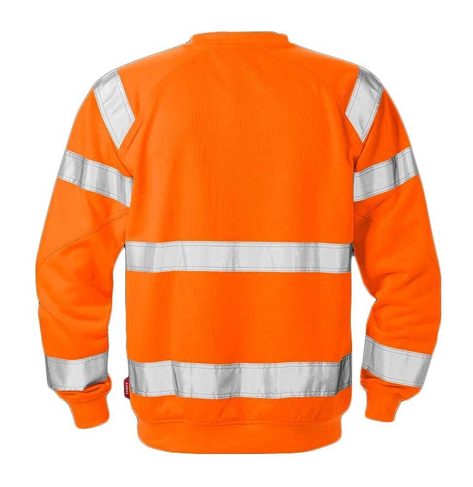 3 7084 SHV Kansas High Vis Sweatshirt KL