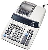 Casio printer calculator desk type 12-digit DR-T220-WE