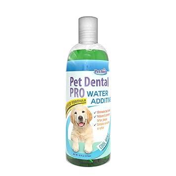 Pet agua aditivo para perros y gatos – sin necesidad de perro cepillo de dientes pasta