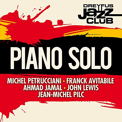 Club Solo Jazz (Dreyfus Jazz Club: Piano Solo)