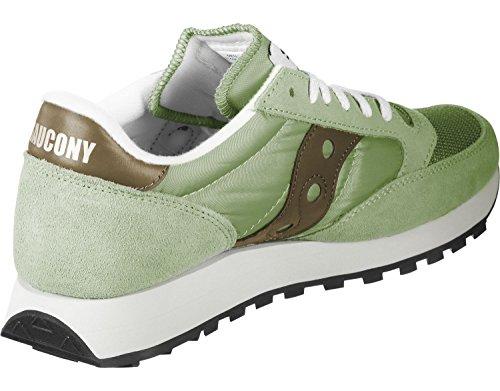 Saucony Jazz Original Vintage Schuhe Grün